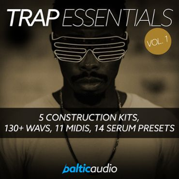 Baltic Audio: Trap Essentials Vol 1