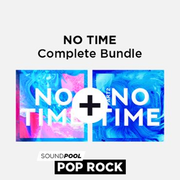 Pop Rock - No Time - Complete Bundle
