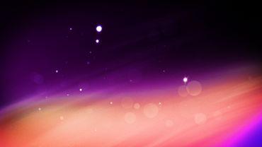 Xmas particles intro 2