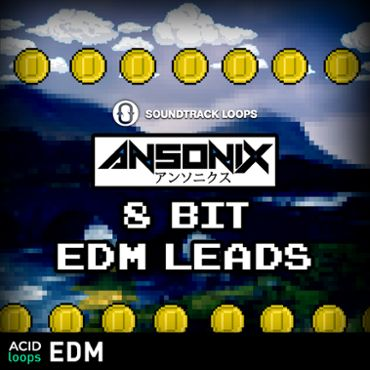Ansonix 8 Bit EDM Leads