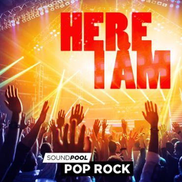 Pop Rock - Here I am