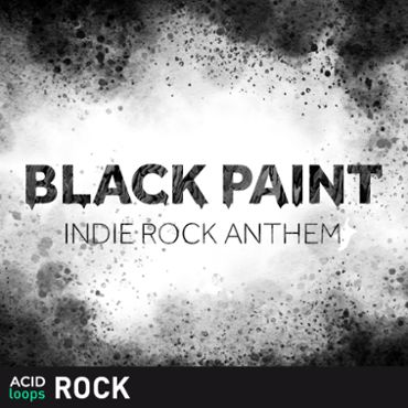 Black Paint - Indie Rock Anthems