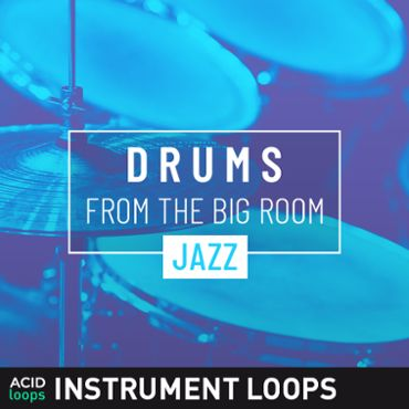 Drums from the Big Room - Jazz