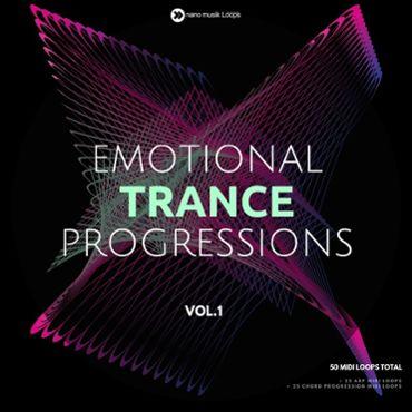 Emotional Trance Progressions