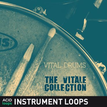 Vital Drums - The Vitale Collection