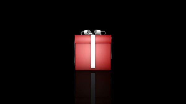 Gift Box Transition