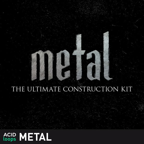 Metal - The Ultimate Construction Kit