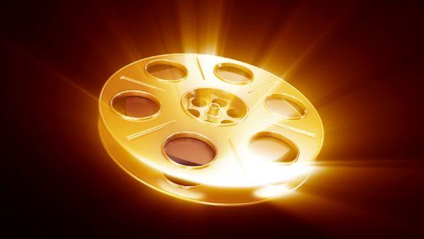 Spinning Film Reel 2