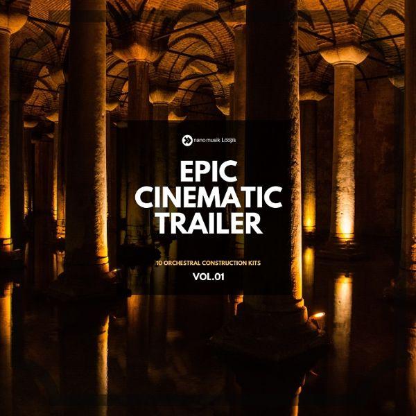 Epic Cinematic Trailer Vol 1