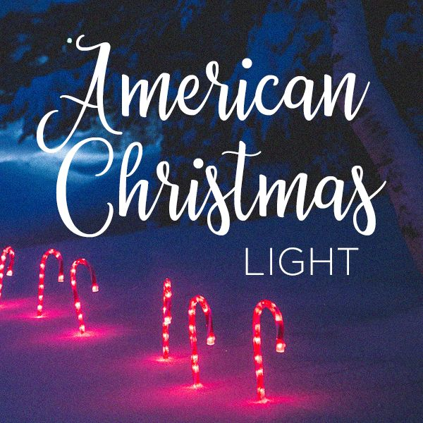 American Christmas - Light