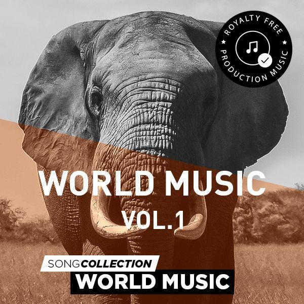 World Music Vol. 1 - Royalty Free Production Music