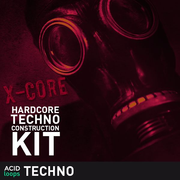 X-Core Hardcore Techno Construction Kit