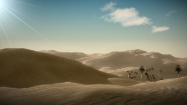 HD Desert loop