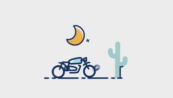 Animated transport options