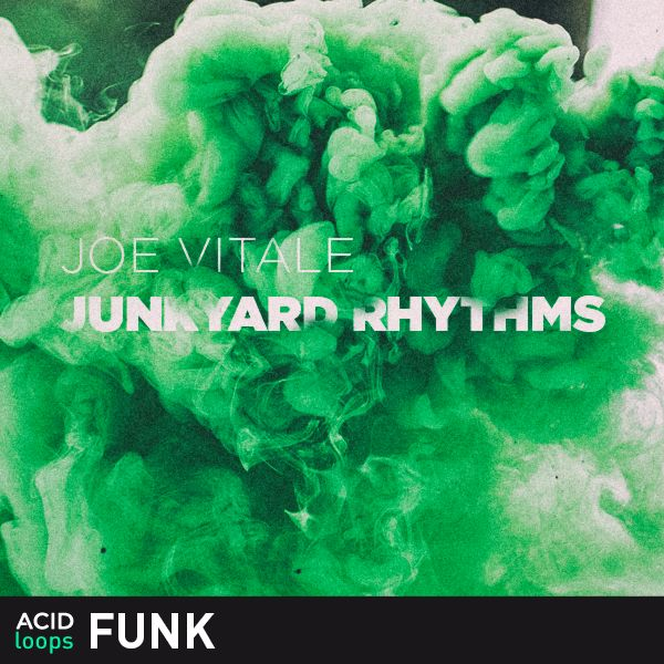 Joe Vitale - Junkyard Rhythms