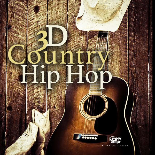 3D Country Hip Hop