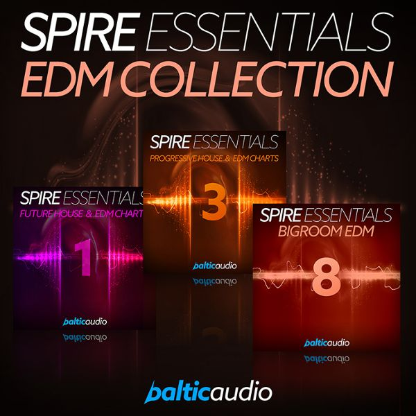 Spire Essentials EDM Collection