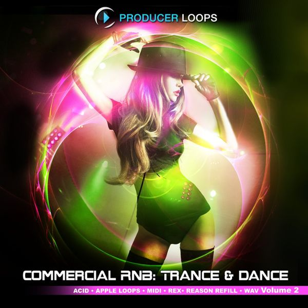 Commercial RnB: Trance & Dance Vol 2