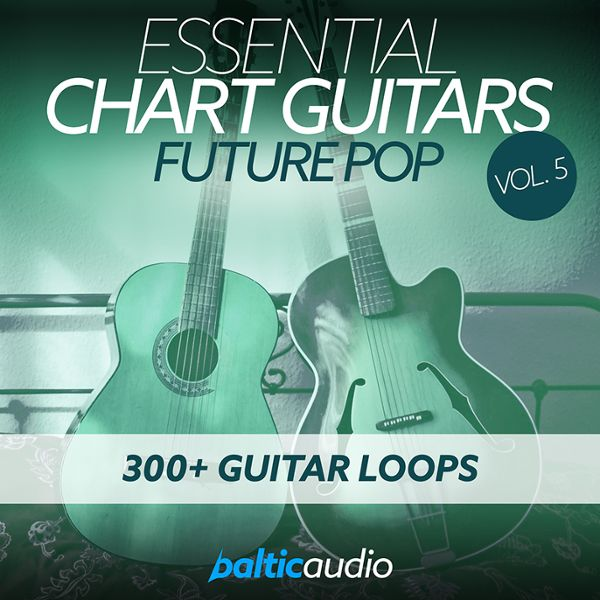 Essential Chart Guitars Vol 5: Future Pop