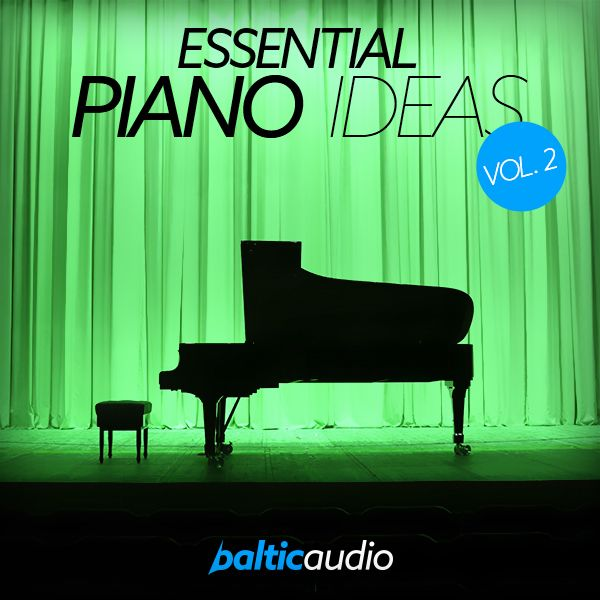 Essential Piano Ideas Vol 2