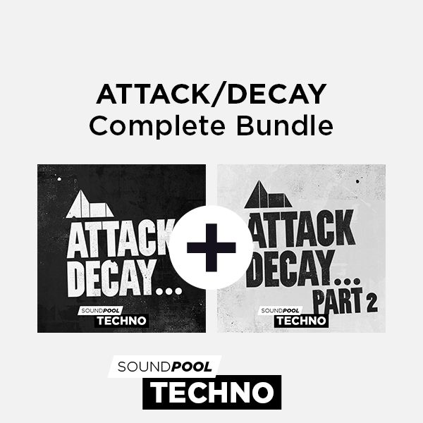 Attack Decay - Complete Bundle