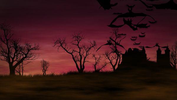 Spooky Castle HD