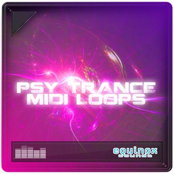 Psy Trance MIDI Loops