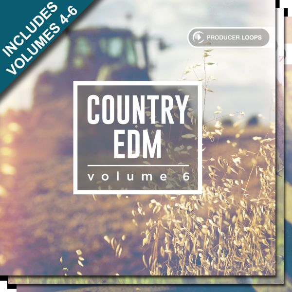Country EDM Bundle (Vols 4-6)