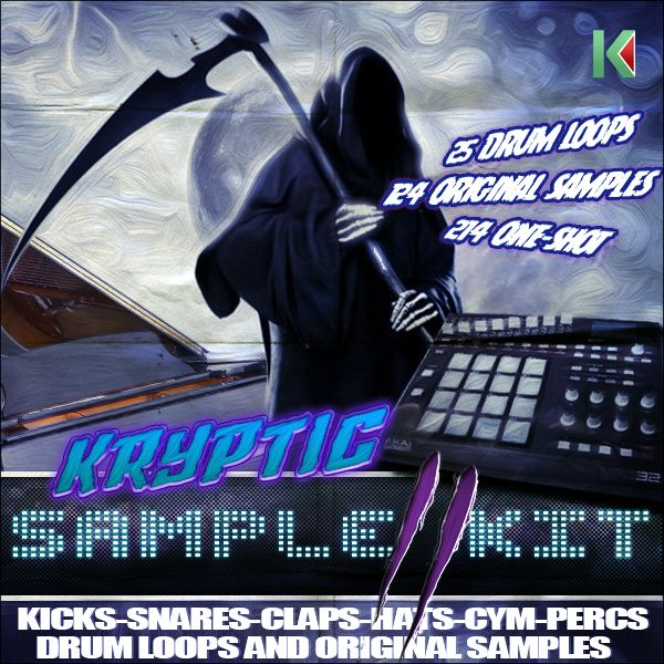 Kryptic Sample Kit 2