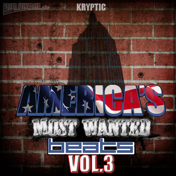 America's Most Wanted Beats Vol 3