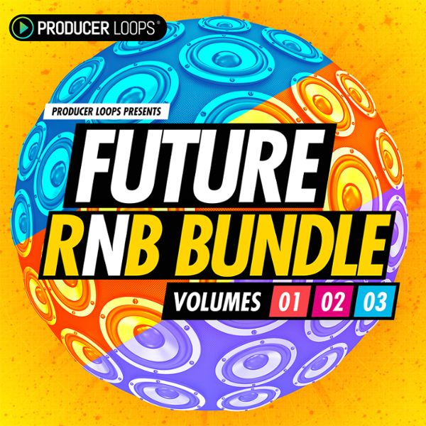 Future RnB Bundle (Vols 1-3)