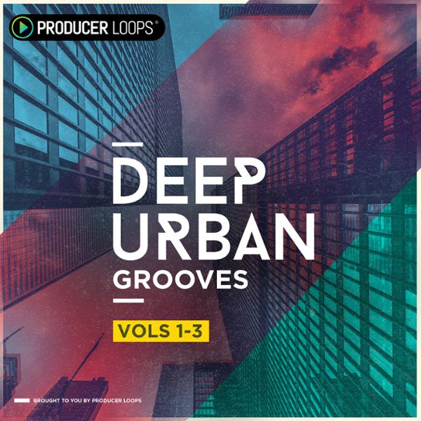 Deep Urban Grooves Bundle (Vols 1-3)
