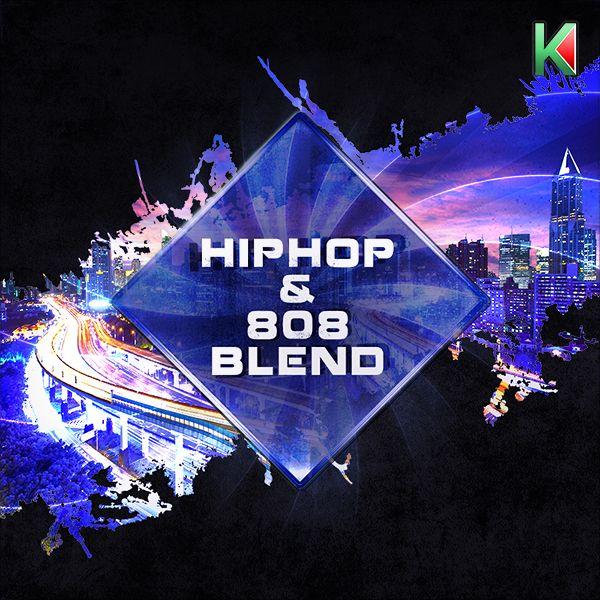 Hip Hop & 808 Blend