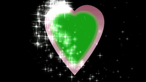 heart frame effect