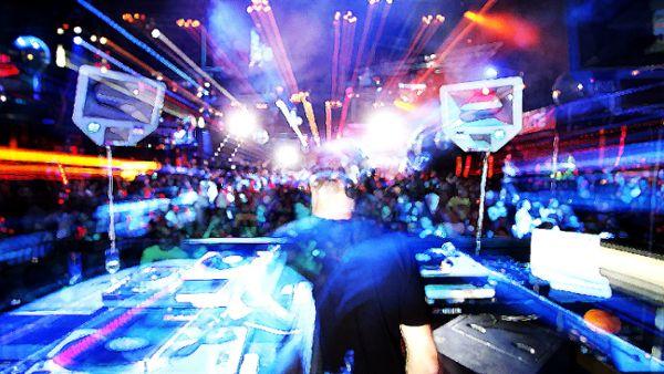 Behind the DJ HD