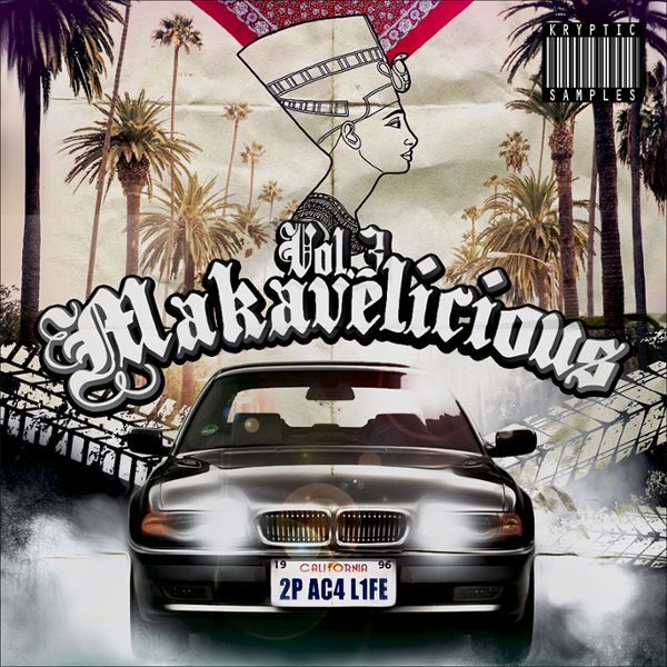 Makavelicious Vol 3