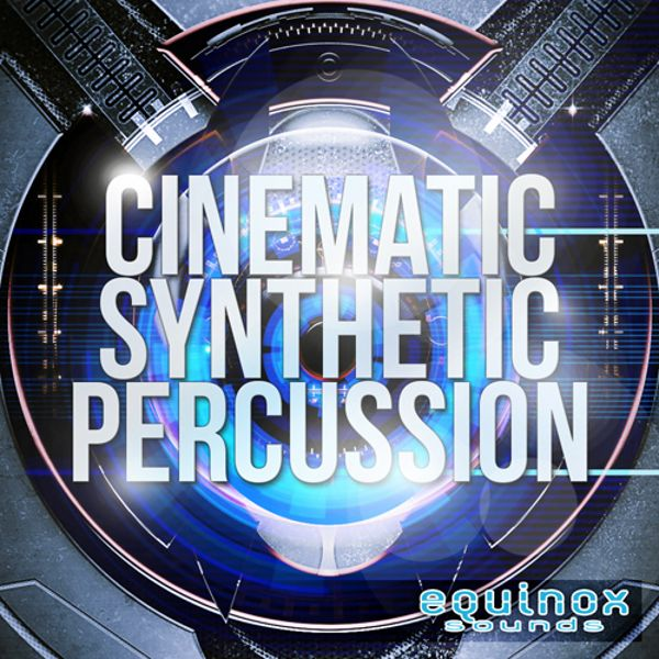 Cinematic Synthetic Percussion