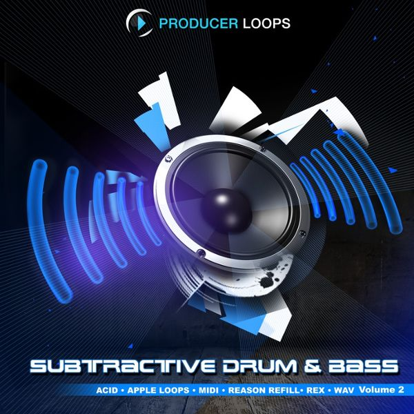 Subtractive Drum & Bass Vol 2