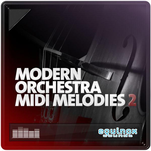 Modern Orchestra MIDI Melodies 2