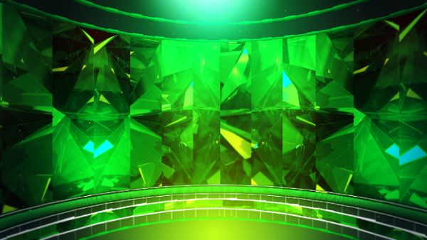 Emerald Hallucinatio