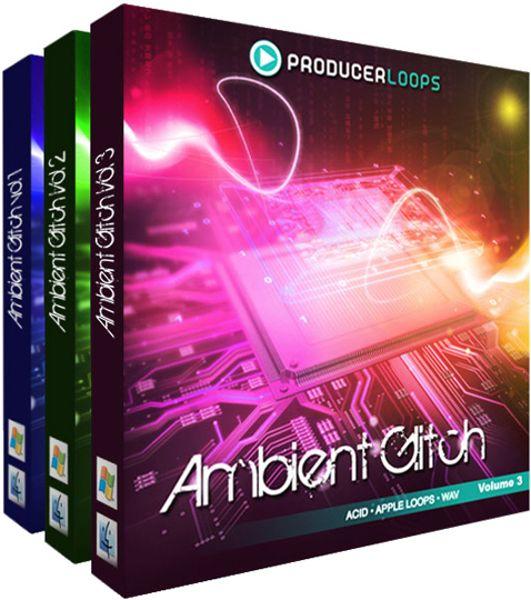 Ambient Glitch Bundle (Vols 1-3)