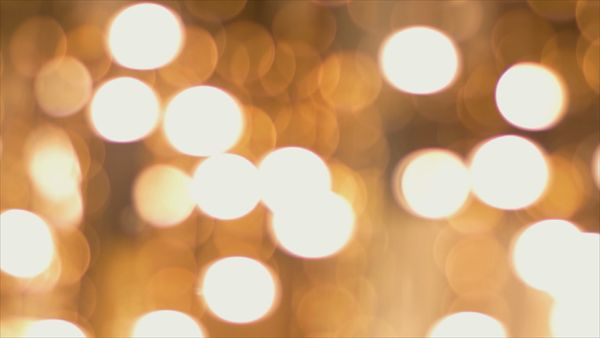 Circles of light with bokeh effectShare