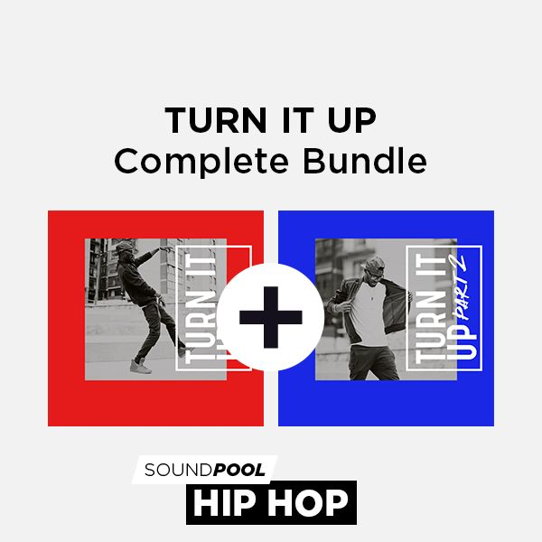 Turn it up - Complete Bundle