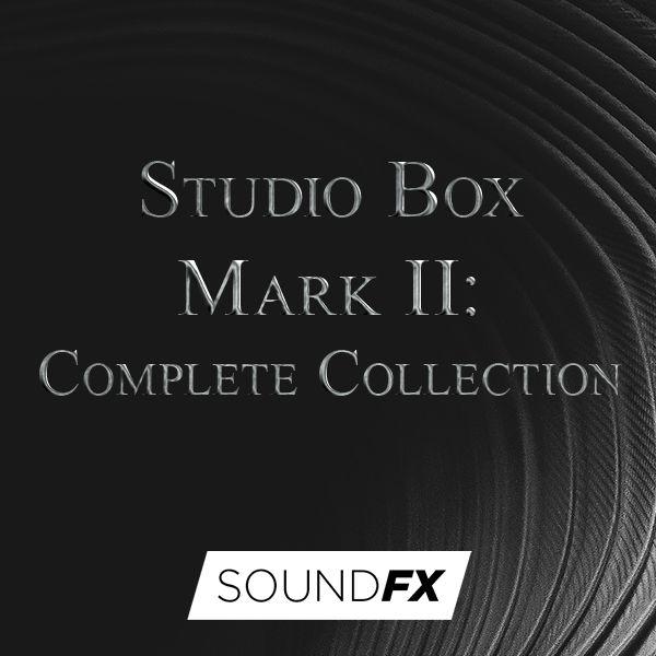 Studio Box Mark II: Complete Collection