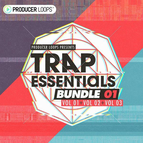 Trap Essentials Bundle (Vols 1-3)