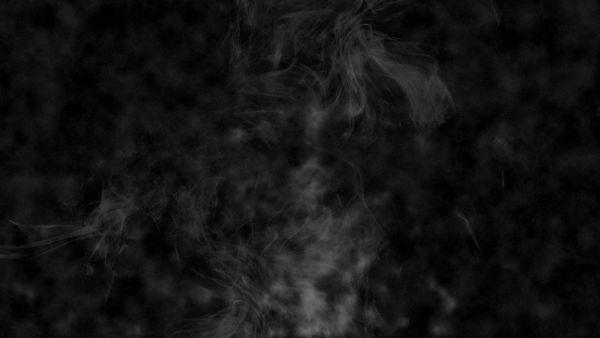 Rising Smoke Wall
