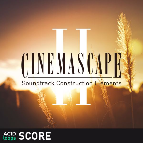 Cinemascape Vol. 2