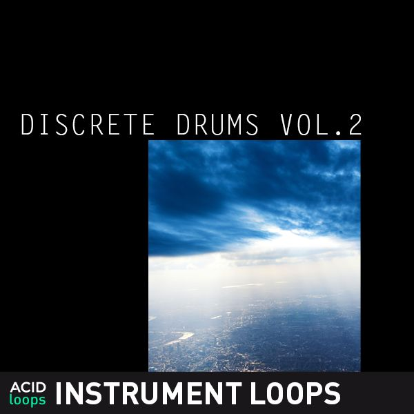 Discrete Drums Vol. 2