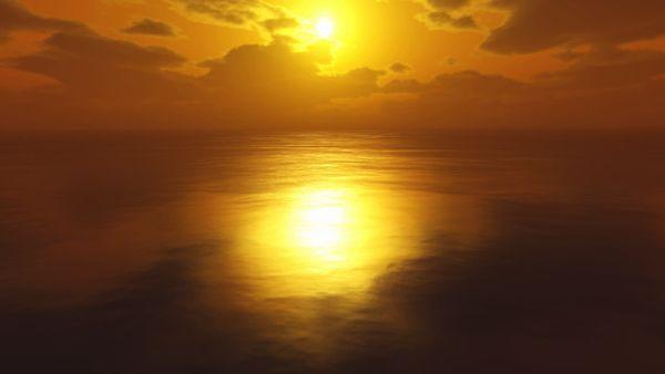 Sunset Calmness