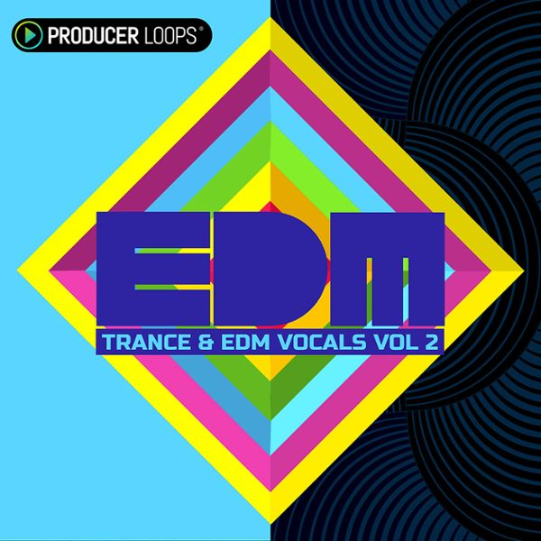 Trance & EDM Vocals Vol 2